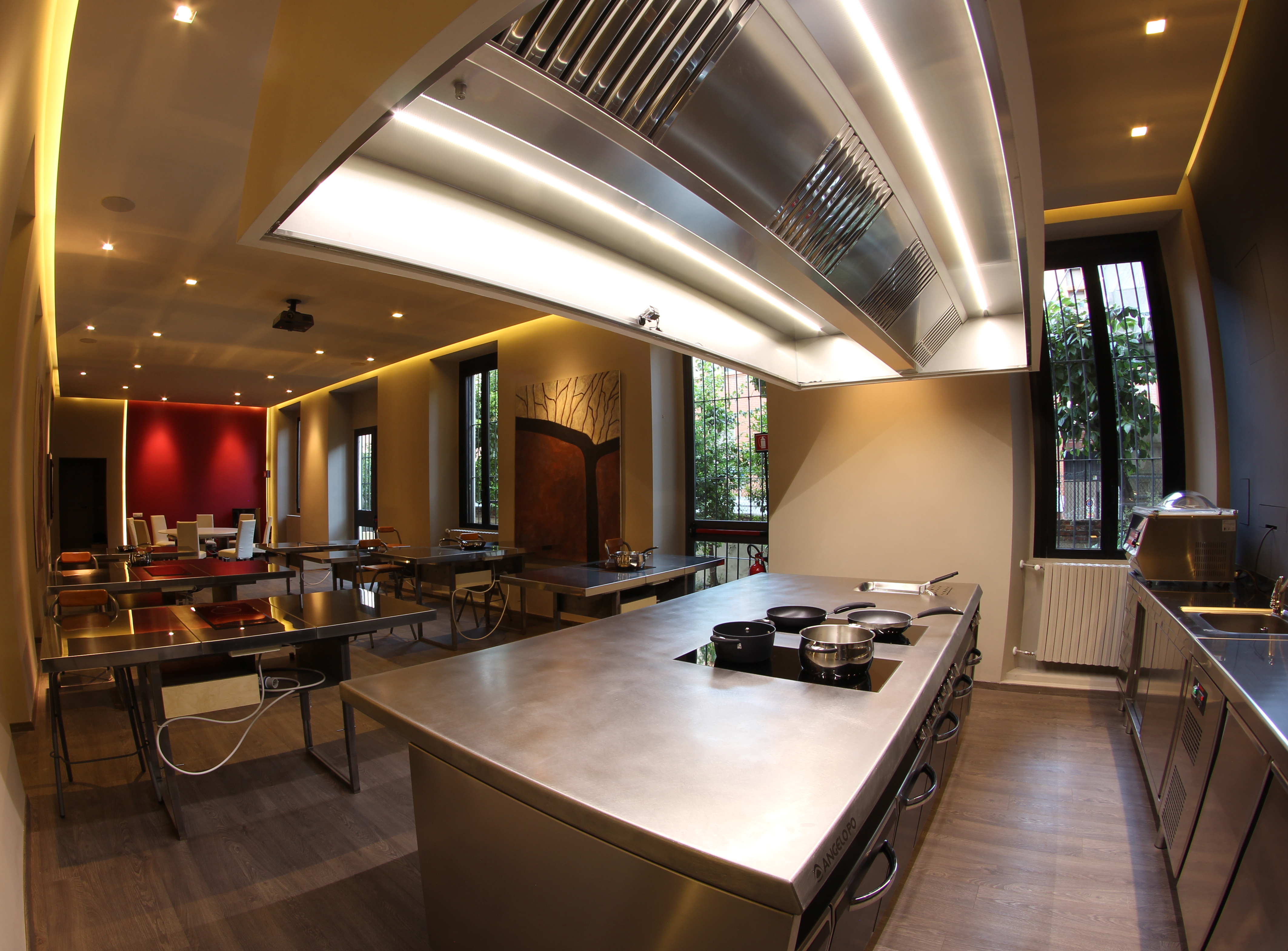 Accademia marchesi for Cucine giapponesi